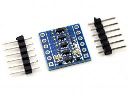 Logic Level Converter 3.3V-5V Bi-Directional on-board 3.3V LDO