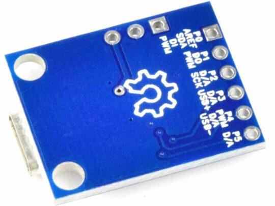Attiny85 Digispark Arduino compatible micro-USB board
