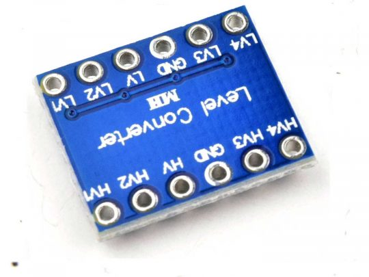 3 x Logic Level Converter 4-Channel 3.3V-5V Bi-Directional I2C ISP ICSP