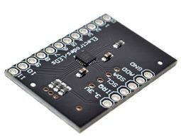 12-Key Capacitive Touch Sensor Breakout Board MPR121, I2C, 3.3V