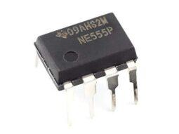 10 x NE555 DIP-8 Timer, Pulse Generation, Oscillator IC