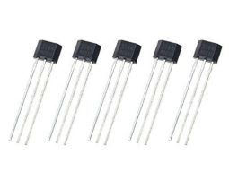 5 x Hall Effect Switch A3144 TO-92UA package
