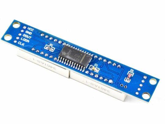 8-digit serial LED 7-segment display, MAX7219, 9.5mm