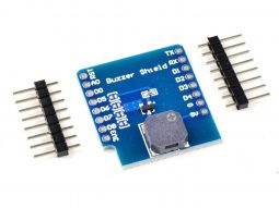 WEMOS D1 Mini compatible ESP8266 Active Buzzer Shield