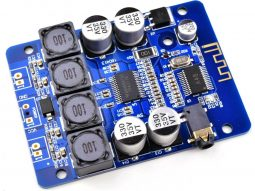 2 x 30 Watt Class-D Bluetooth Stereo Audio Amplifier Module