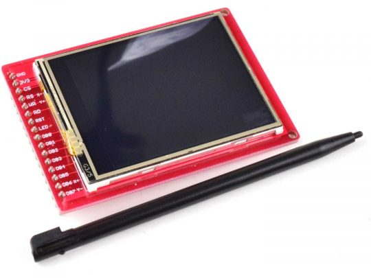 "2.2"" TFT Touch Display 176×220 with ILI9225 / RM68130"