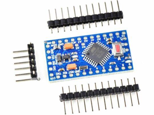 Arduino Pro Mini ATmega328P 3.3V, 8MHz