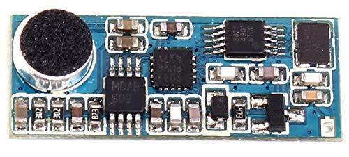FM Wireless Mini Spy Microphone 87-108MHz with PLL