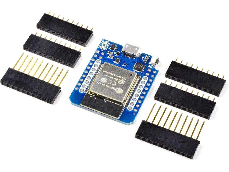 WeMos D1 Mini ESP32 Dual Core 240MHz Wi-Fi Bluetooth BLE