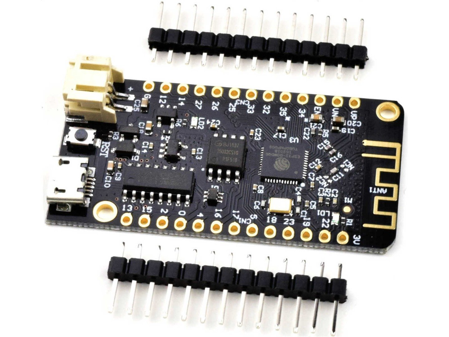 ESP32 LOLIN32 Lite MicroPython version with Battery Charger