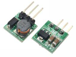 DC-DC Step-Up Switching Regulator like 7805, 0.9-5V input
