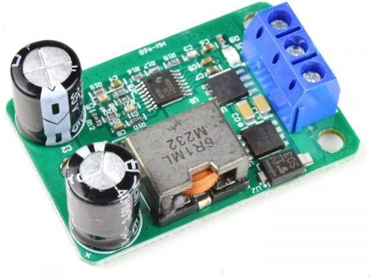 DC-DC Converter 9-35V to 5V 5A, Screw Terminals, common GND