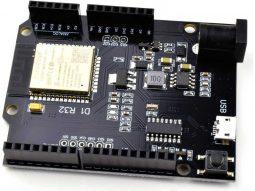 ESPDuino-32 ESP32 WEMOS D1 R32 WiFi, Bluetooth, BLE, Dual-Core