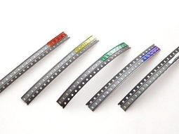 500 pcs LED SMD 0603 water clear Red Green Blue Yellow White