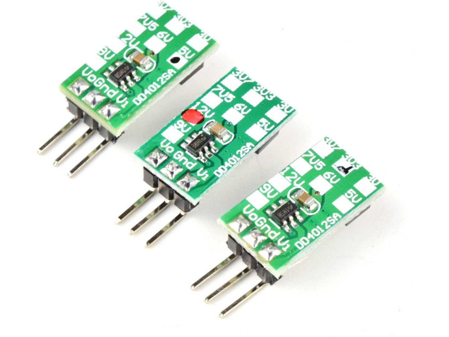 DC-DC Switching Regulator 3.3V 1A – TO-220 pinout – 78xx Replacement