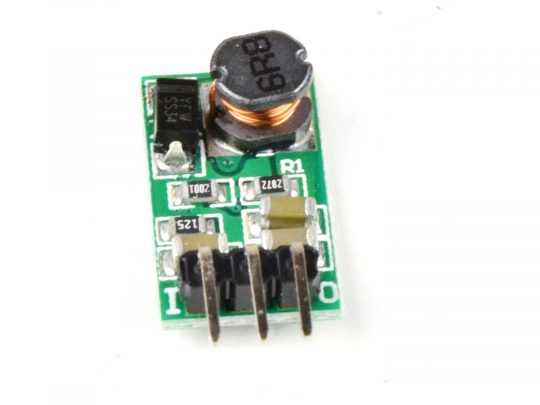 Switching Voltage Regulator 3.3V 1A TO-220 – 7805 pinout