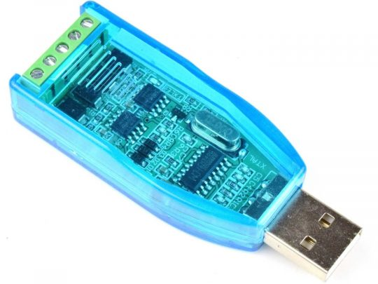USB to RS485 RS422 4-Wire Interface Adapter, CH340 chip