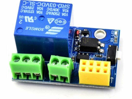 ESP-01 ESP8266 Single Relay Module 10A 250V max.