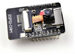 ESP32-CAM WiFi Bluetooth – 240MHz Dual Core – 2MP Camera