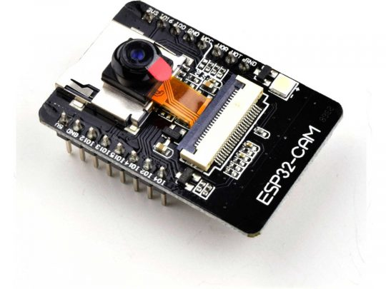 ESP32-CAM WiFi Bluetooth – 240MHz Dual Core – 2MP Camera