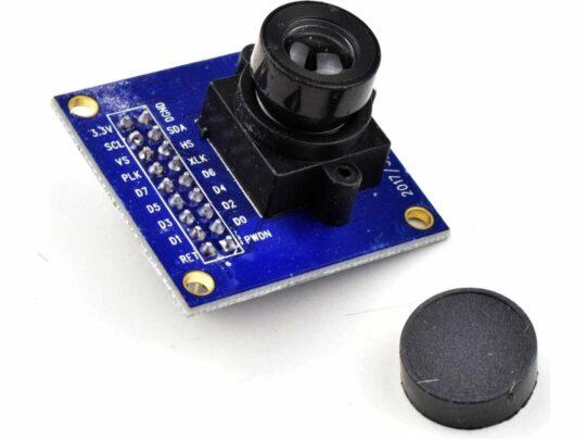 Camera Module for Arduino – OV7670 Image Processor – VGA 640×480