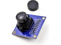 Camera Module for Arduino – OV7670 Image Processor – VGA 640×480