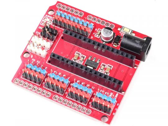 Arduino NANO to UNO Converter Expansion Adapter Break-Out Module