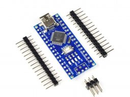 5 Pcs Arduino Nano V3.0 compatible – Atmega328P – CH340 USB – High Quality