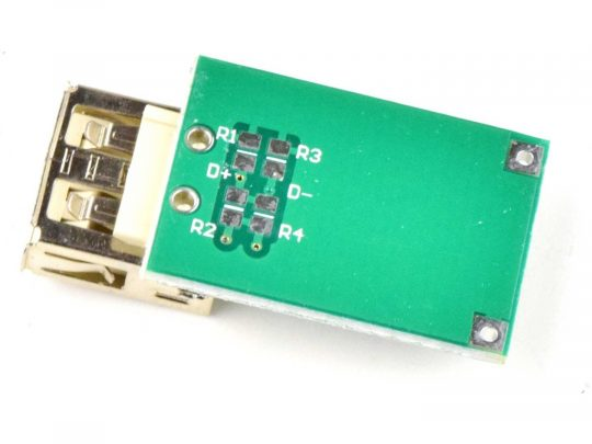 2 x DC-DC Boost Converter 5V from Single Lithium Cell 3.7V to 5V USB Output