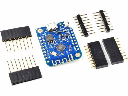 Original LOLIN WEMOS D1 Mini V3.1.0 – latest version ESP8266EX
