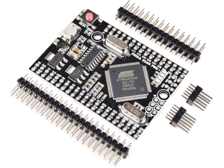 MEGA2560 Pro Embed – tiny MEGA2560 Development Board (100% compatible with Arduino)