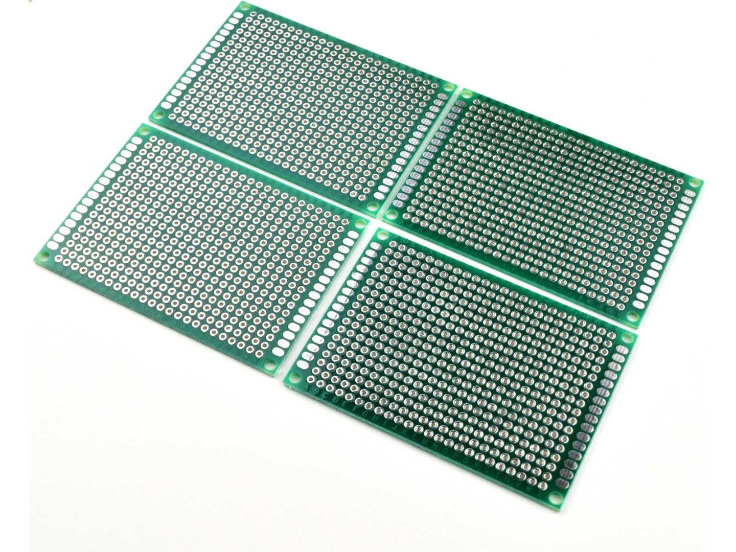 15CM Aluminium PCB Circuit Board for 6 x 1w,3w,5w LED in Series connection FBB