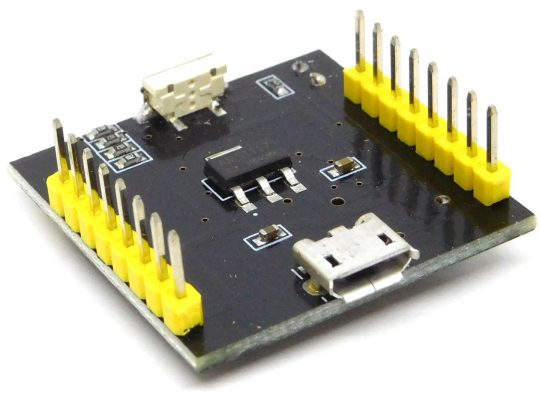 Witty Cloud ESP8266 WiFi Module with USB Adapter