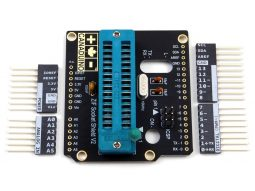 CANADUINO ZIF Socket Programming Shield V2 for Arduino