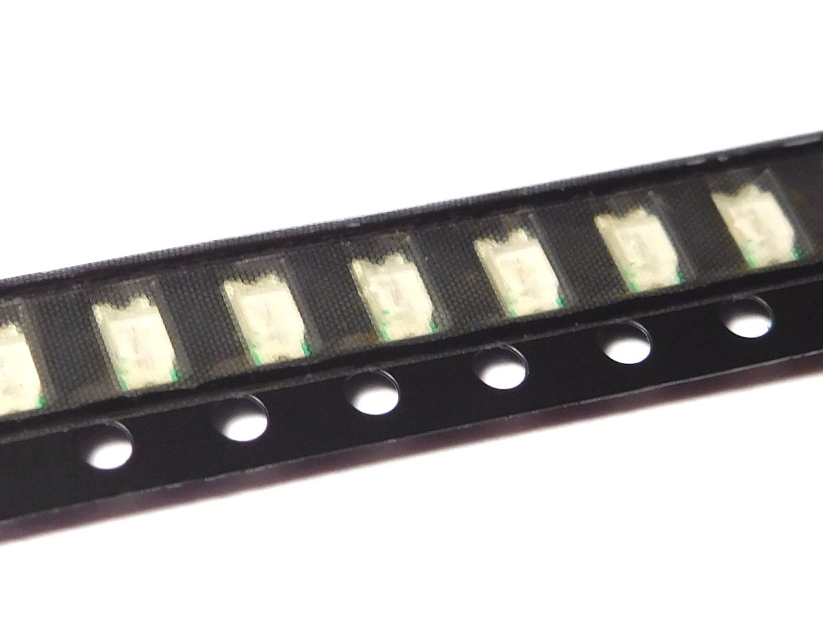 500 pcs LED SMD 1206 Red Green Blue Yellow White