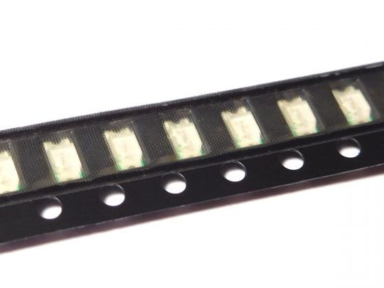 100 pcs LED SMD 0805 Red Green Blue Yellow White