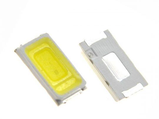 50 pcs LED SMD 5730 High Power 0.5W bright white DIY lighting project