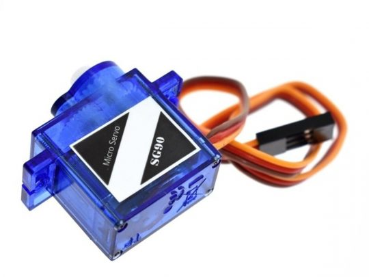 Micro RC Servo SG90 4.8-6V for helicopters cars planes