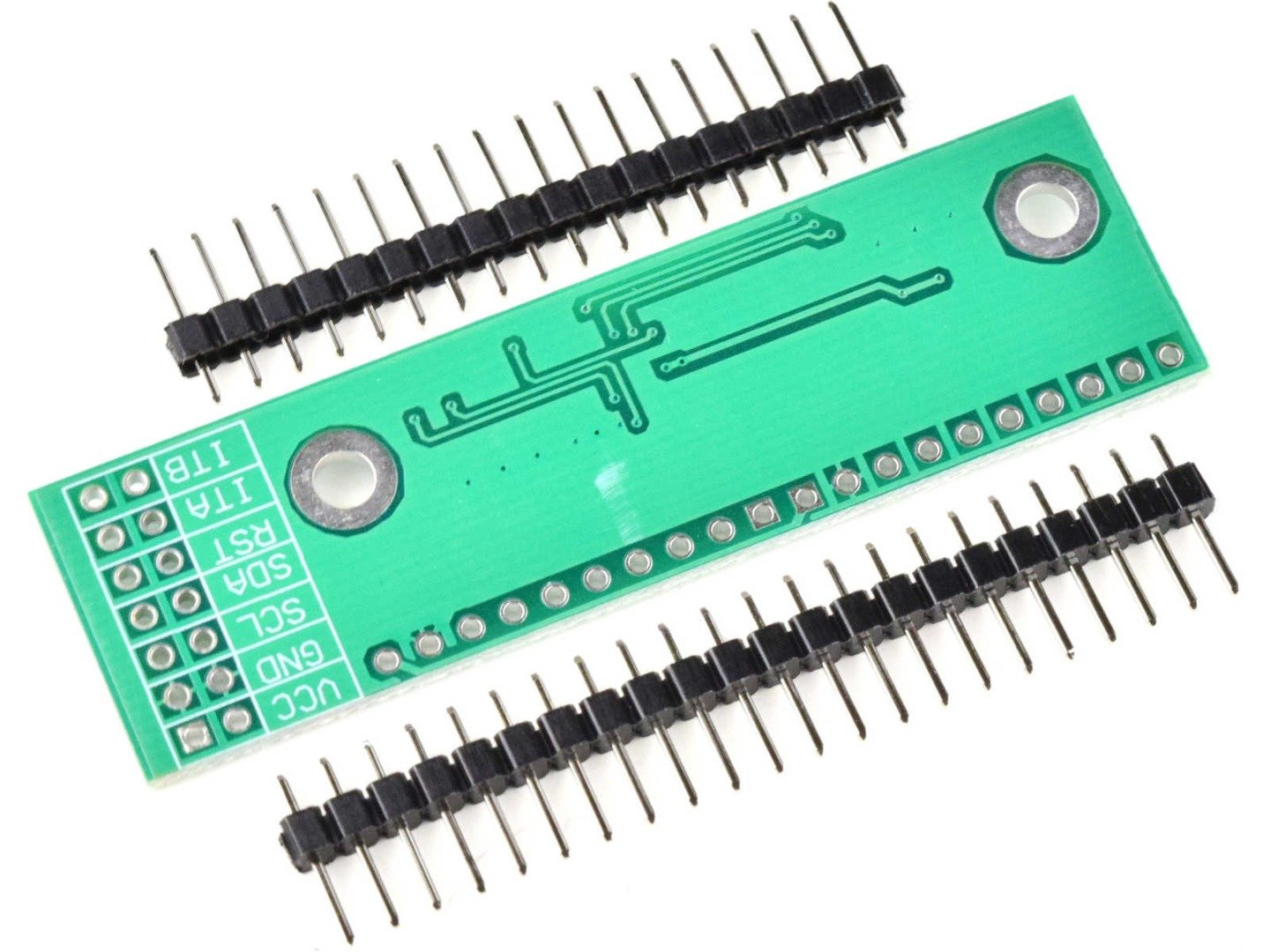 16 Channel GPIO Expander for Arduino etc. with MCP23017 and I2C Interface