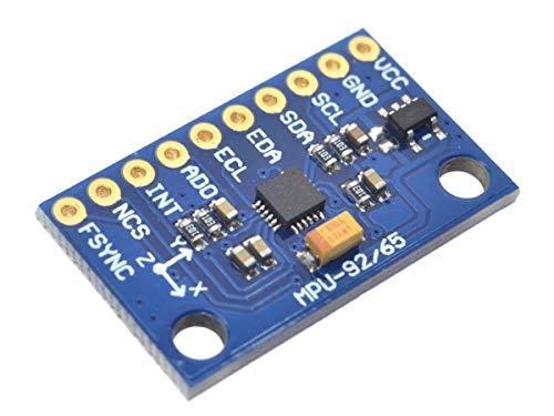TDK InvenSense MPU-9250 9-Axis Gyroscope Accelerometer Magnetometer Module I2C