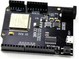 WEMOS TTgo D1 R32 ESPDuino-32 compatible WiFi Bluetooth BLE with ESP32