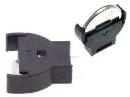 CR2032 Battery Holder Vertical THD