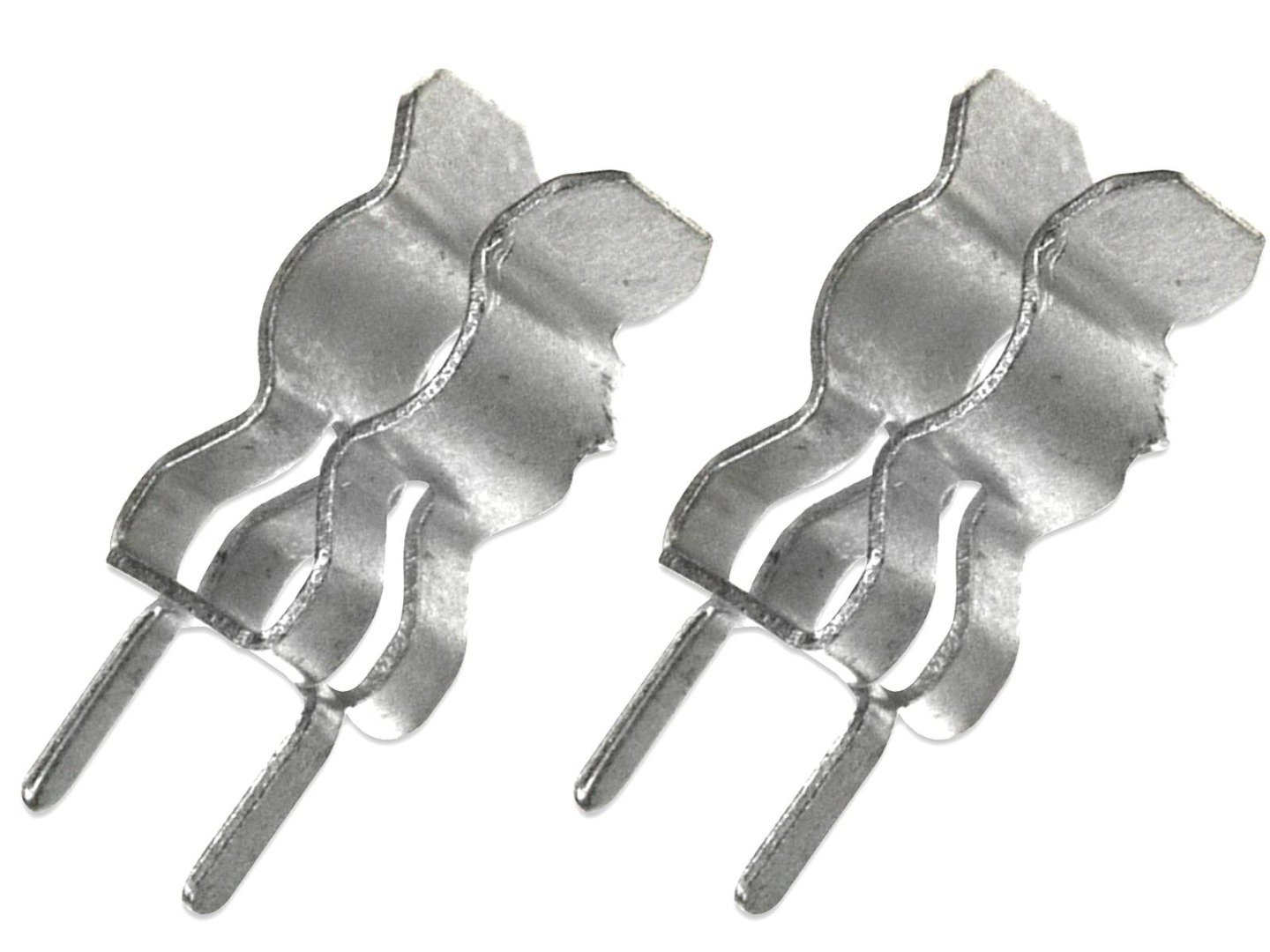 Fuse Clips 5mm (pair) for Glass Fuse 5x15mm, 5x20mm