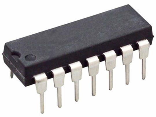 Op-Amp LM224 DIP14