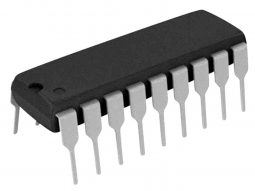 MAX233CPP DIP-20 Dual RS232 e.g. for PLC 300