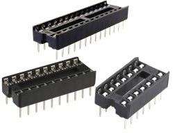 IC Socket DIP18