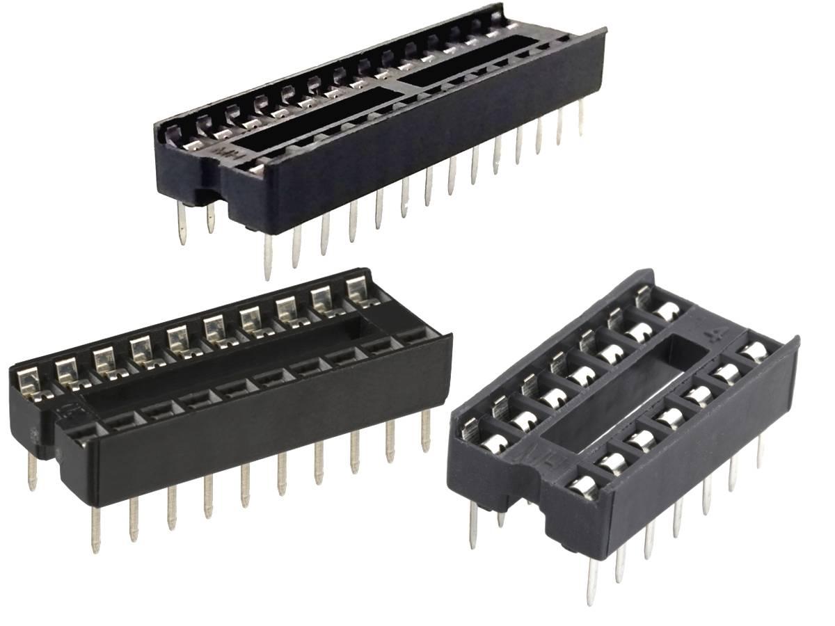 IC Socket DIP20