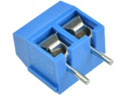 Terminal Block 5.00-2P Screw-Clamp