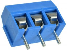 Terminal Block 5.00-3P Screw-Clamp