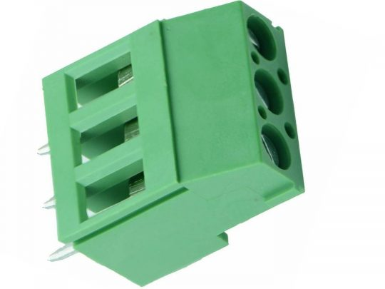 Terminal Block 5.08-3P Rising Cage Clamp